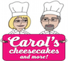 Carol and #39;s Cheesecakes  and amp; More Logo