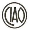 Ciao Italian Restaurant Logo