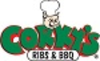 Corky and #39;s Ribs  and amp; BBQ Logo