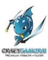 Crazy Samurai Logo
