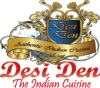 Desi Den Indian Restaurant Logo