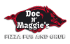 Doc N and #39; Maggies Pizza Pub  and amp; Grub Logo