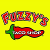 Fuzzy and #39;s Taco Shop Logo