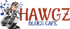 *New* Hawgz Blues Cafe Logo