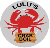 Lulu and #39;s Crab Boil Logo