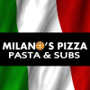 Milano and #39;s Pizza Logo