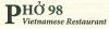 Pho 98 Logo