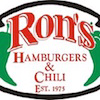 Ron and #39;s Hamburgers and Chili Logo