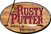 The Rusty Putter Logo