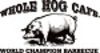 Whole Hog Cafe Logo