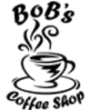 Bob and #39;s Coffee Shop Logo