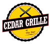 Cedar Grille at The Bar Logo