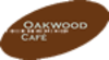 Oakwood Cafe Caterers Logo