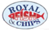 Royal Fish  and amp; Chips Logo