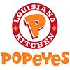 Popeyes Louisiana Kitchen - Wabash Ave Logo