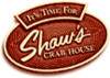 Shaw's Crab House Logo