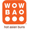 Wow Bao State & Lake Logo