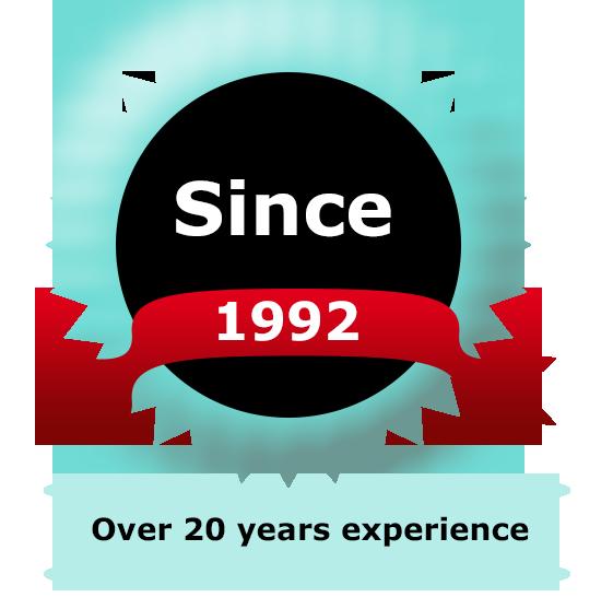 Since 1992 Image